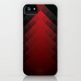 The Mountains of Mars iPhone Case