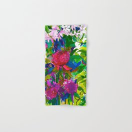 Summer Petals Hand & Bath Towel