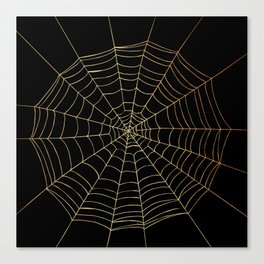 Caught In The Middle Canvas Print
