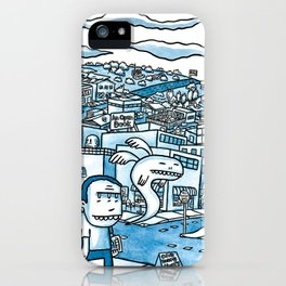 20x20 - On With, 2007 iPhone Case