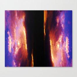 WhatUp Canvas Print