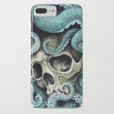 Please my love, don't die so far from the sea... iPhone 7 Plus Slim Case