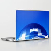 planet Laptop & iPad Skins featuring The Blue Planet by Sandra Ireland Images