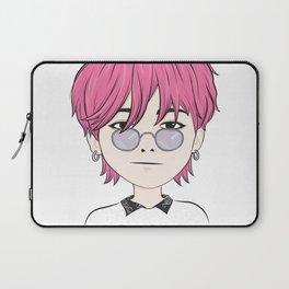 G-Dragon (GD) Chibi Art Laptop Sleeve