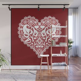 You . With Love . Wall Mural