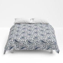 Ramona Paisley - White Comforters