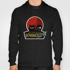 The Adventures of Bat man and Rob Zombie Hoody
