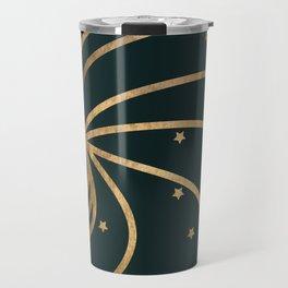 Art Deco Night Travel Mug