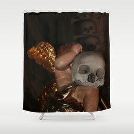 Sedlec XIII Shower Curtain