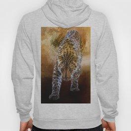 Russian Amur Leopard Hoody