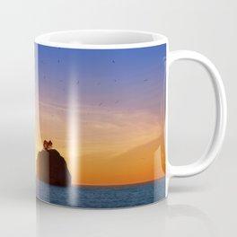 Sunset at First Beach - La Push .3 Coffee Mug