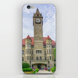 Bowling Green Courthouse iPhone Skin