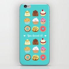 You dessert it! iPhone & iPod Skin