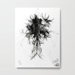 'Prayer Hands' Metal Print