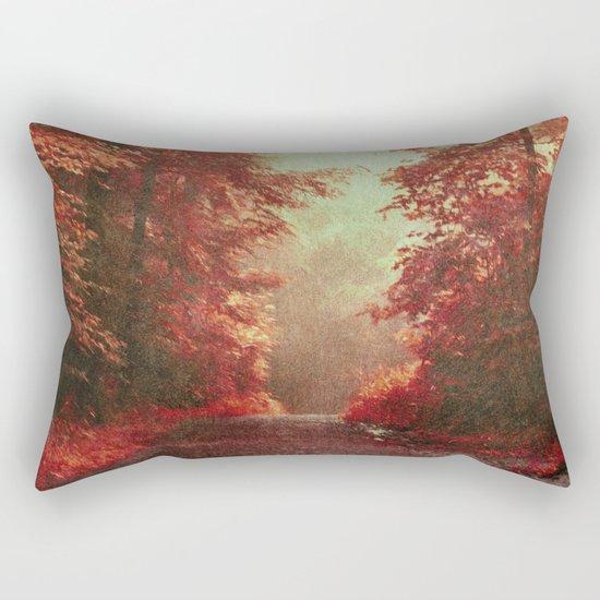 magical redwoods Rectangular Pillow