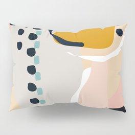 modern abstract Pillow Sham
