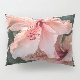 Hibiscus Flowers Pillow Sham