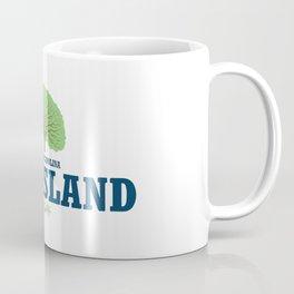 Oak Island - North Carolina. Coffee Mug