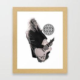 Warren Haynes/Govt Mule Framed Art Print