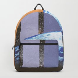 Maybe we will go back some day. Backpack
