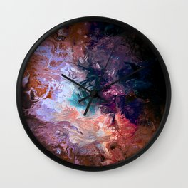 ProtoVision Wall Clock