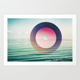 Travel_03 Art Print