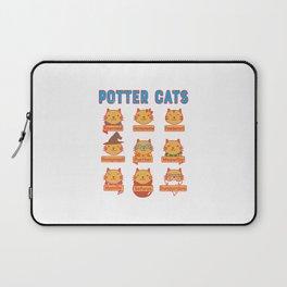 Harry Cats Laptop Sleeve
