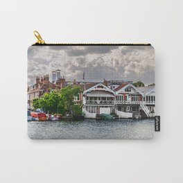 Boathouses At Henley on Thames Carry-All Pouch