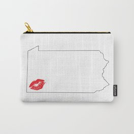 Pittsburgh Pucker Carry-All Pouch
