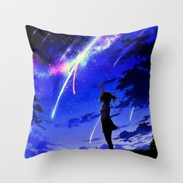 Your Nmae Throw Pillow