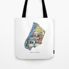 District XIII. Budapest Tote Bag