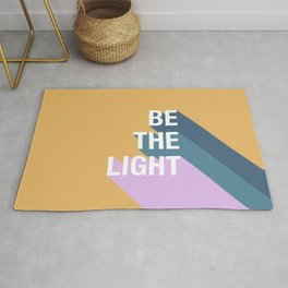 Be the Light Rug