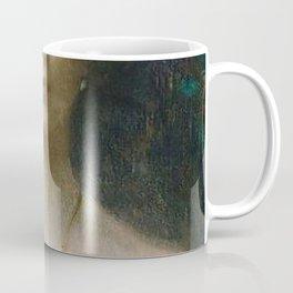 Lady Mourning Coffee Mug