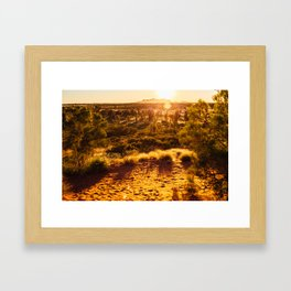 Australia | Northern Territory | Photography Framed Art Print