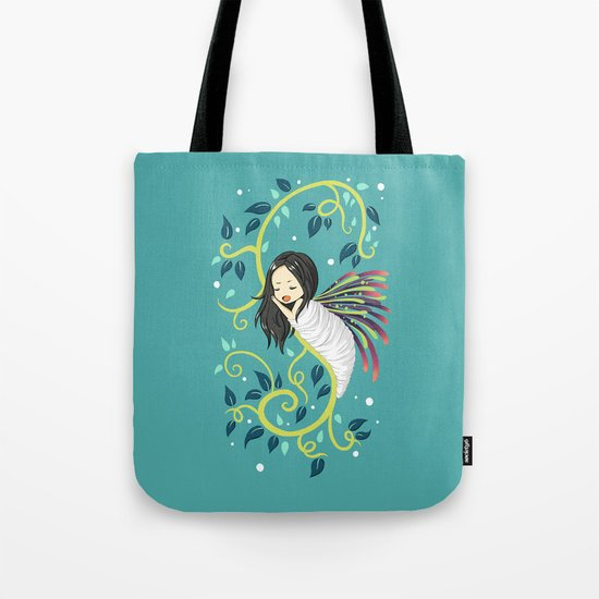 Cocoon Tote Bag