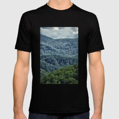 This Place Black MEDIUM Mens Fitted Tee