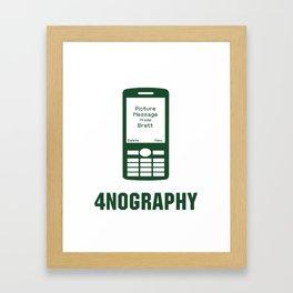 4NOGRAPHY Framed Art Print