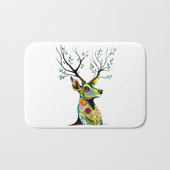 -King of Forest- Bath Mat