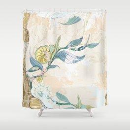 Flovers Shower Curtain