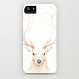 Unfinished Humanity iPhone Case