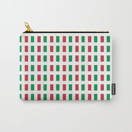 flag of Italia- Italy,Italia,Italian,Latine,Roma,venezia,venice,mediterreanean,Genoa,firenze Carry-All Pouch