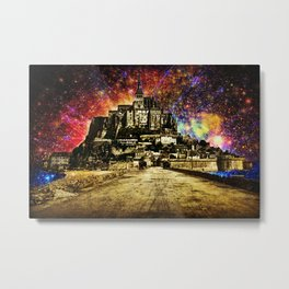 Enchanted Kingdom Metal Print