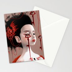 Sariel Stationery Cards
