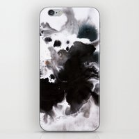 abyss iPhone & iPod Skins featuring Abyss by Naomi Shingler