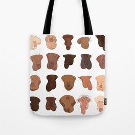 Dick Pics Tote Bag
