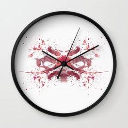 Inkdala LXXVII Wall Clock