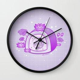 Yunmeng Jiang Mochi Wall Clock