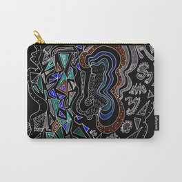 Music Head Carry-All Pouch