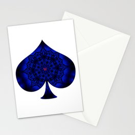 Wildcard Story Among the Stars WSA 4 Stationery Cards