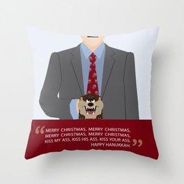 Clark Griswold Throw Pillow
